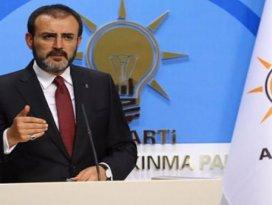 AK Partiden CHPye çok sert Afrin tepkisi