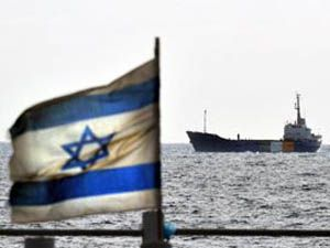 Libya gemisi El Ariş Limanında