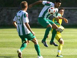 Konyaspor: 1-Rahen: 0 (Özel maç sonucu)