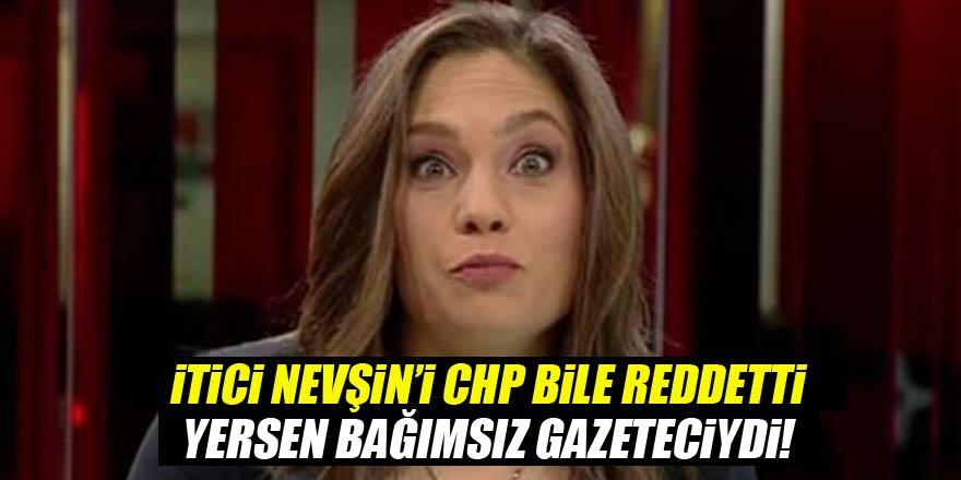 Nevşin Mengüye CHP şoku!