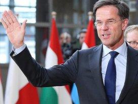 Rutte, yerel seçim kampanyasını Türkiye ile başlattı