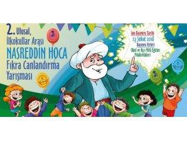 Nasreddin Hoca Fıkra Canlandırma Yarışması!