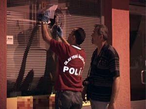 Konyada işyerine silahlı saldırı