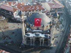 Tarihi eserler Büyükşehir koruması altında
