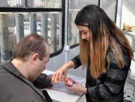 NEÜ Gezici Ağız ve Diş Kliniği hizmete SOBE'de devam etti