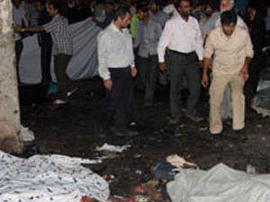 Cami önünde intihar saldırısı: 26 ölü