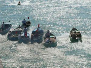 Göl festivali etkinlikleri devam ediyor