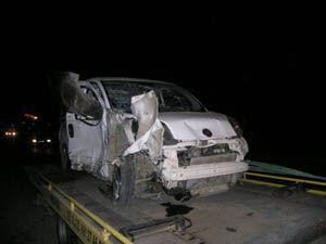 Konyada trafik kazası: 16 yaralı