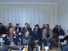 Ilgın'da Tıbbi ve Aromatik Bitki Yetiştiriciliği kursu