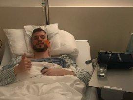 Filipovic ameliyat oldu. Sezonu kapattı!