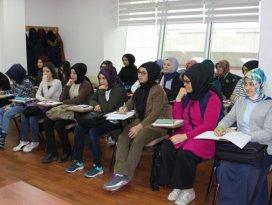 Celaleddin Karatay Gençlik Merkezi öğrencilerden ilgi görüyor