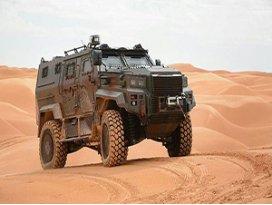 Yerli silahlar Konyada test ediliyor