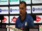 Murat Şahin: Önümüzde 8 final maçı var