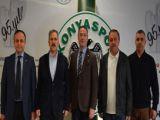 Konyaspora stant tahsis edilecek