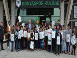 Konyaspor, Şivlilik için çocukları bekliyor