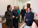 Özdemirden Ilgın Devlet Hastanesine ziyaret