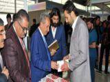 Akşehir 4. Kitap fuarı açıldı