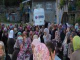 Seydişehir belediyesinden iftar yemeği