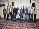 Aliya İzzetbegoviç Derneği'ni ziyaret ettiler