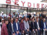 Başkan Tutal, yayla şenliklerine katıldı