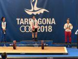 NEÜ'lü Öğrenci Rekor Kırarak Altın Madalya Kazandı