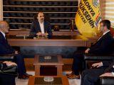 Diyanet İşleri'nden Başkan Altay'a Ziyaret