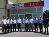 Akören'e Yeni Hastane