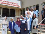 Karatay Kadın meclisi ruh sağlığı merkezini ziyaret etti