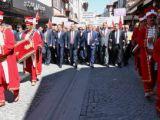 Ahilik Haftası ve Esnaf Bayramı kutlamaları başladı