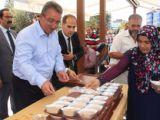 Karatay, geleneksel aşure ikramı gerçekleştirdi