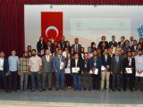 Üniversite öğrencileri proje yarışması bölge sergisi ödül töreni