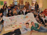 6 ülkeden 36 öğrenci Ilgına geldi