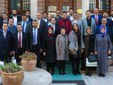 Başkan Toru, oda temsilcileriyle bir araya geldi