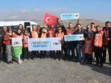 Konya eTwinning gönüllüleri Karapınarı ziyaret etti