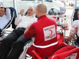 Beyşehirde kan bağışı kampanyası