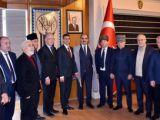 Adıgey Özerk Cumhuriyeti heyeti Altay ile görüştü