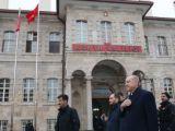 Erdoğandan Konya Valiliğine ziyaret