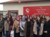 Gönüller Bir Olsun ailesi Mevlana Çocuk Evi Sitesini ziyaret etti