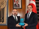 Bülent Turan'dan Başkan Altay'a ziyaret
