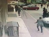 Konyada kız arkadaşının babasını vuran şüpheli yakalandı