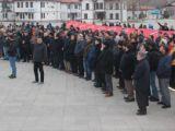 Konyada Çanakkale Zaferinin 104. yıldönümü etkinliği