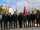 Ustadan Başkan Altay'a hayırlı olsun ziyareti
