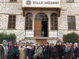 Karapınar ASEM Konyaya gezi düzenledi