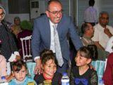 Meram Belediyesi ailesi iftarda buluştu