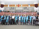 İlahiyat Fakültesi mezunlarını verdi