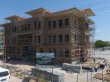 Köprübaşı Polis Karakolu yeni hizmet binası inşaatı devam ediyor