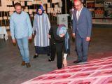 Usta, Tantavi Kültür Merkezini ziyaret etti