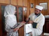 Avusturyalı Stefani Anrain, Konyada Müslüman oldu