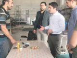 TÜGVA Konya Yeni Meram Sanayii'ni ziyaret etti