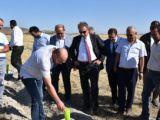 Vali Toprak Karapınar Çölleşme ve Araştırma Merkezini gezdi
